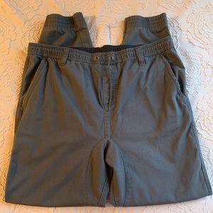 Route 66 Men's twill pants grey